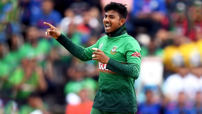 Bangladesh vs Sri Lanka 2019: Mosaddek Hossain Feels BAN Are Favourites Against SL in Three-Match ODI Series