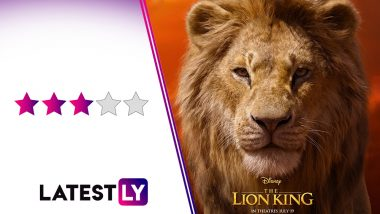 The Lion King Movie Review: Jon Favreau's Remake of the Classic Disney Tale Trades Impactful StoryTelling for Stunning Imagery