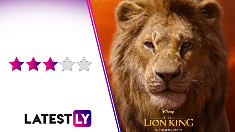 The Lion King Movie Review Jon Favreaus Remake Of The