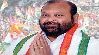 Mukesh Goud Dies: Senior Andhra Pradesh Congress Leader Passes Away at 60 After Battling Cancer For 5 Years