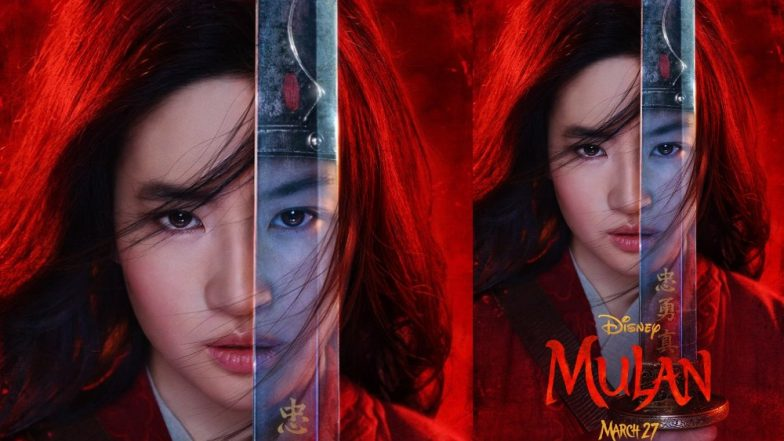 Mulan First Poster: Liu Yifei's Avatar As Fa Mulan And Warrior Ping In This Brand New Look Is Spectacular! View Pic