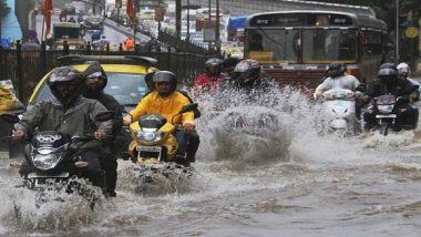 Mumbai Rains Live News Updates, Traffic And Local Train Status For Today, July 24, 2019: Mumbai Has Received 171 mm of Rainfall at Colaba, 58 mm at Santacruz till 5:30 am