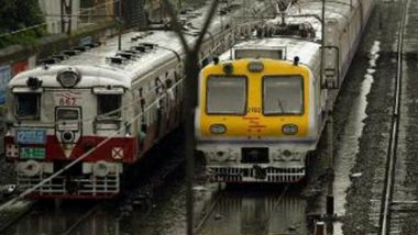 Mumbai: Graffiti Gang Deface Local Train on Western Line