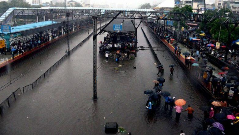 Mumbai Rains: Water Level Recedes in Maximum City, Local Train Services Restored