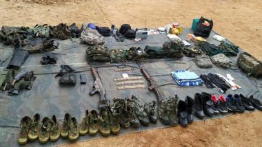 NSCN(IM) Hideout Out Camp in Manipur Dismantled by Indian Army