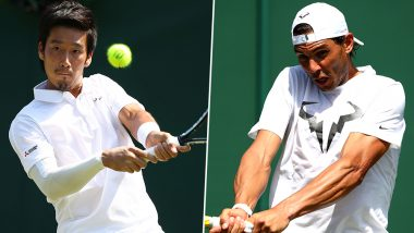 Rafael Nadal Vs Yuichi Sugita Wimbledon 2019 Live Streaming Match Time In Ist Get Telecast Free Online Stream Details Of First Round Tennis Match In India Latestly