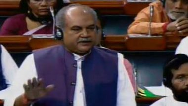 Centre to Convert Ravines of Chambal Region Into Arable Land With World Bank Support: Narendra Singh Tomar