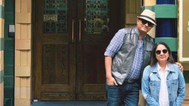 Neena Gupta Bumps Into Her Badhaai Ho Co-Star Gajraj Rao In London And Later Trolls Him