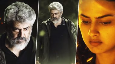 Nerkonda Paarvai Theme Song Thee Mugam Dhaan Is a Power-Packed Treat For All Thala Ajith Fans - Watch Video