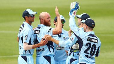 Cricket Australia Revamps Domestic 50-Over Competition Structure for 2019–20 Season