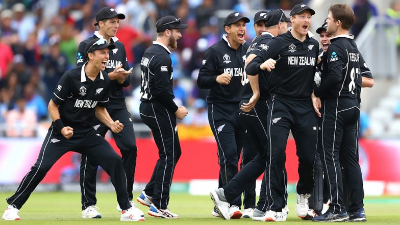 New Zealand vs England CWC 2019 Final Toss and Playing 11s: Kiwis Elect to Bat, Both Teams Field Unchanged Sides