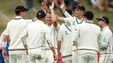 Live Cricket Streaming of Sri Lanka vs New Zealand 2nd Test Day 1 on Sony ESPN and SonyLIV: Check Live Cricket Score, Watch Free Telecast of SL vs NZ 2019 on TV and Online