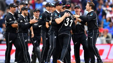Ahead of CWC 2019 Final, A Look at New Zealand's Remarkable Journey in ICC Cricket World Cup 2019 Tournament