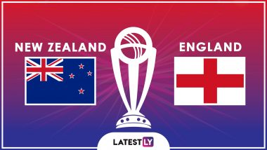 Live Cricket Streaming of New Zealand vs England Final Match on Hotstar and Star Sports: Watch Free Telecast and Live Score of NZ vs ENG ICC CWC 2019 ODI Clash on TV and Online