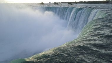 Canadian Man Swept Over by Niagara Waterfalls Survives Miraculously!
