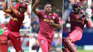 Fabien Allen, Nicholas Pooran and Oshane Thomas Grab Central Contracts by West Indies Cricket Board
