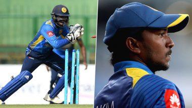 Sri Lanka Squad For SL vs BAN ODI Series 2019: Niroshan Dickwella Dropped, Akila Dananjaya Returns