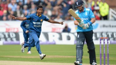 Nuwan Kulasekara Retires from International Cricket: Sri Lanka Cricket Dedicates Final Bangladesh ODI Game to Outgoing Pacer