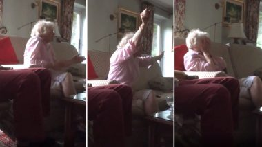 This Grandmother's 'Priceless' Reaction to England's Maiden World Cup Triumph is Unmissable (Watch Video)