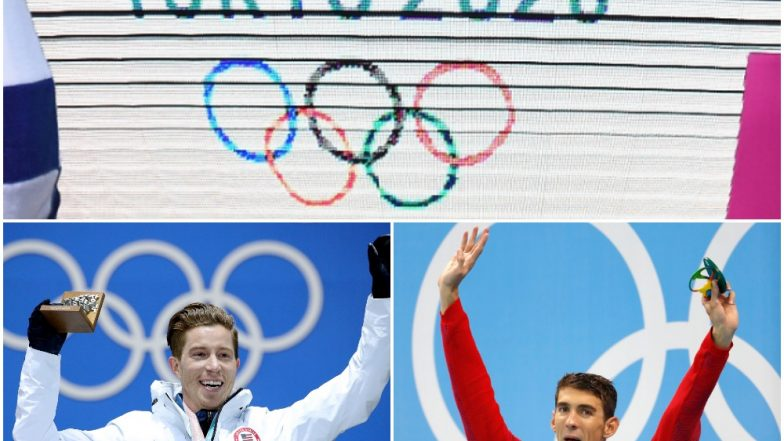 Tokyo Olympics 2020: From How to Buy Tickets to Questions over Shaun White and Michael Phelps' Participation in Summer Games; Get All Details regarding the Upcoming Olympics