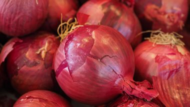 Onion Prices Skyrocket Across India: Rates Expected to Touch Rs 120 Per Kg in Bhopal Due to Shortage in Onions Stock