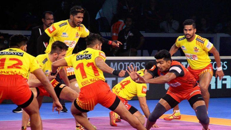 PKL 2019: Know List of Key Terms, Kabaddi Rules, Regulations and Format to Enjoy VIVO Pro Kabaddi League Season 7