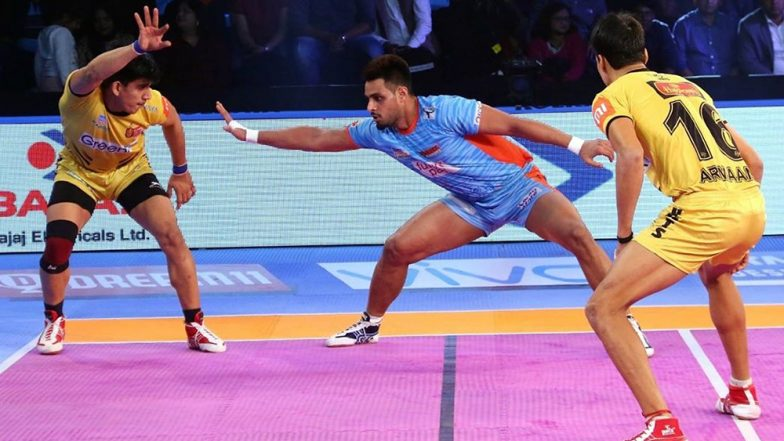 PKL 2019 Full Squad: Players' List of 12 Teams in VIVO Pro Kabaddi League 2019
