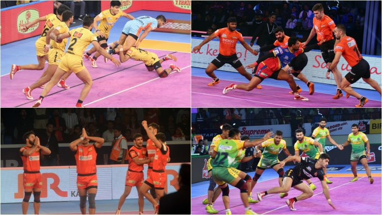 PKL 2019 Today's Kabaddi Matches: Day 1 Schedule, Start Time, Live Streaming, Scores and Team Details of July 20 Encounters in VIVO Pro Kabaddi League 7
