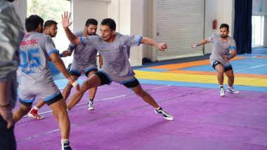 VIVO Pro Kabaddi Season 7: Haryana Steelers Face Off Against Puneri Paltan at Hyderabad