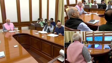 PM Narendra Modi Chairs 1st PRAGATI Meeting After Returning to Power, Focuses on 'Housing For All' by 2022