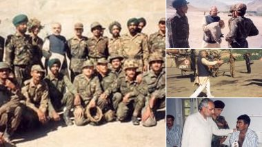Kargil Vijay Diwas 2019: PM Narendra Modi, Indian Army Pay Tribute to Martyrs on 20th Anniversary of 'Operation Vijay'