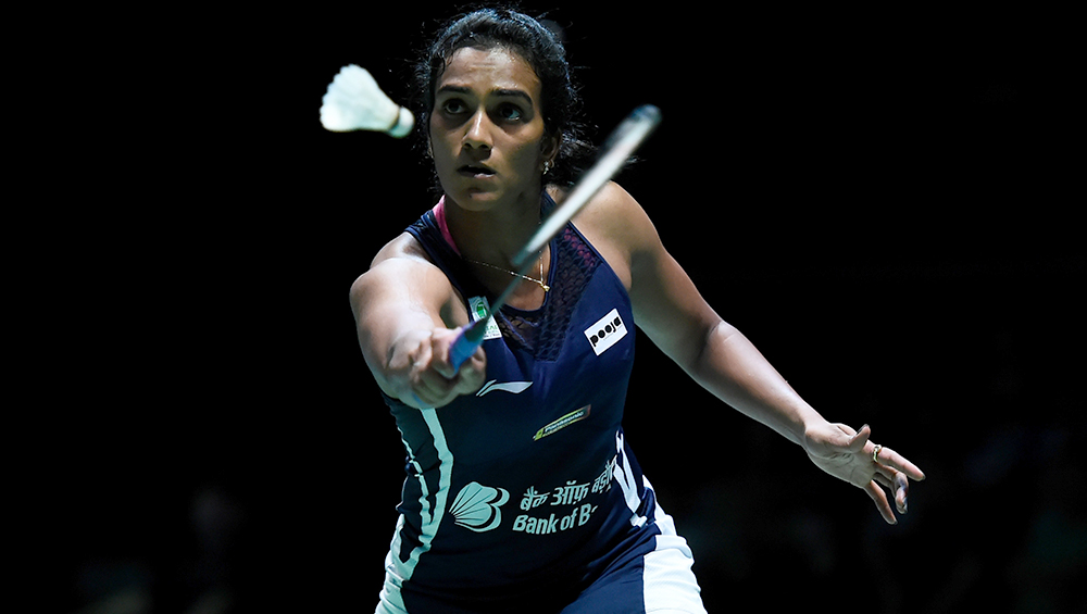 PV Sindhu Knocked Out in First Round of China Open, 2019 After Shock Defeat
