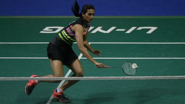 PV Sindhu Beat China's Chen Yu Fei to Enter BWF World Championships 2019 Final