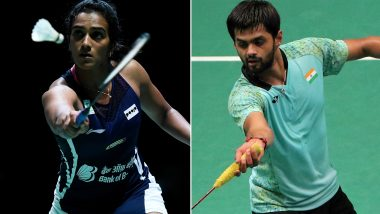 Japan Open 2019 Quarter-Finals: PV Sindhu's Run at the Tournament Ends, B. Sai Praneeth Advances to Semi-Finals