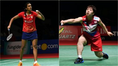PV Sindhu vs Akane Yamaguchi, Indonesia Open 2019 Badminton Final Live Streaming Online: Get Match Time in IST, Free Live Telecast and TV Channel Details in India?
