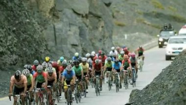 Pakistan Hosts 'World's Toughest Cycle Race', Finishes Nearly 5,000 Meters Above Sea Level at Karakoram Mountain
