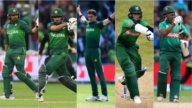 Pak Vs Ban Live Score Updates – Latest News Information