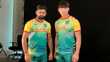 Pardeep Narwal, Jang Kun Lee and Other Patna Pirates Players Workout Will Give Fitness Motivation to Fans (Watch Videos)