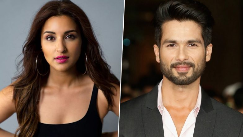 Parineeti Chopra Wants to Work with Kabir Singh Star Shahid Kapoor! Actress Admits It on Twitter