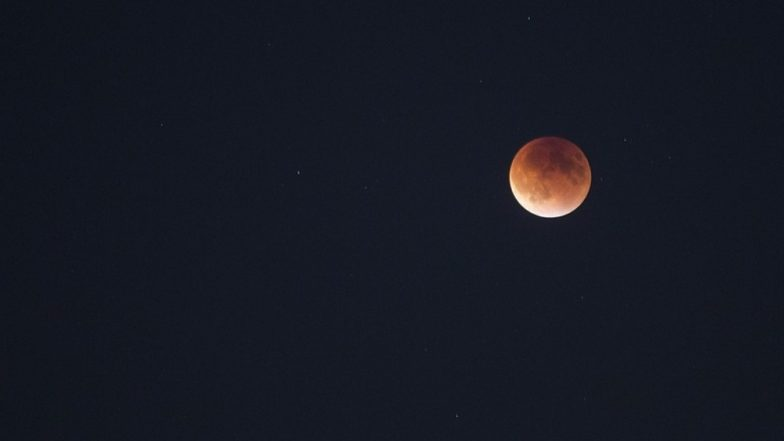 Partial Lunar Eclipse of July 17, 2019 Live Streaming: Watch Live Telecast of Chandra Grahan in India And Other Parts of the World