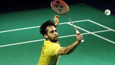 Parupalli Kashyap Advances to Semi-Finals of Korea Open 2019, After Beating Jan O Jorgensen
