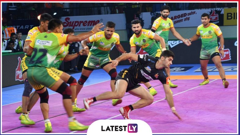 PKL 2019 Today's Kabaddi Matches: August 7 Schedule, Start Time, Live Streaming, Scores and Team Details in Vivo Pro Kabaddi League 7