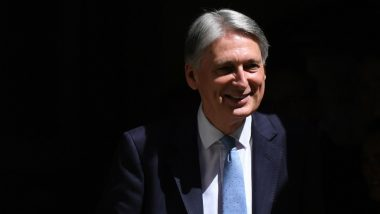 Philip Hammond, Britain's Finance Minister, Resigns Before Boris Johnson Takes Over as PM