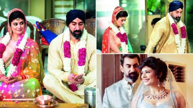 Pooja Batra and Nawab Shah's Wedding Pics Are So Beautiful That They Will Make You Croon 'Tare Hai Barati'
