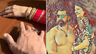 Pooja Batra and Nawab Shah Are Happily Married! Take a Look at the Newlyweds Pics
