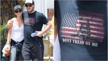 Chris Pratt Receives Flak on Twitter for Wearing a T-Shirt With a Controversial Symbol