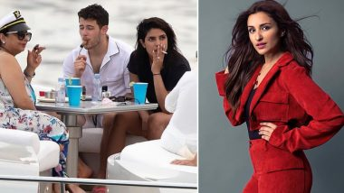 Parineeti Chopra Reacts to Priyanka Chopra's Smoking Controversy, Says 'I Don't Have the Right to Speak on It'