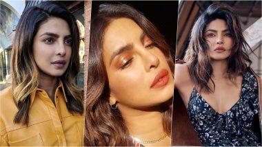 Priyanka Chopra Jonas Birthday Special: How You Can Copy PCJ's Signature Look and Flawless Makeup
