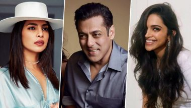 Katrina Kaif Birthday: Salman Khan, Priyanka Chopra and Deepika Padukone Wish Sooryavanshi Actress On Her Special Day