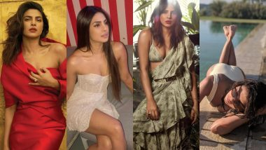 Thirstday Treat: Just A Few Drop Dead Gorgeous Pictures Of Priyanka Chopra To Get You By The Day And Possibly The Rest of The Week!